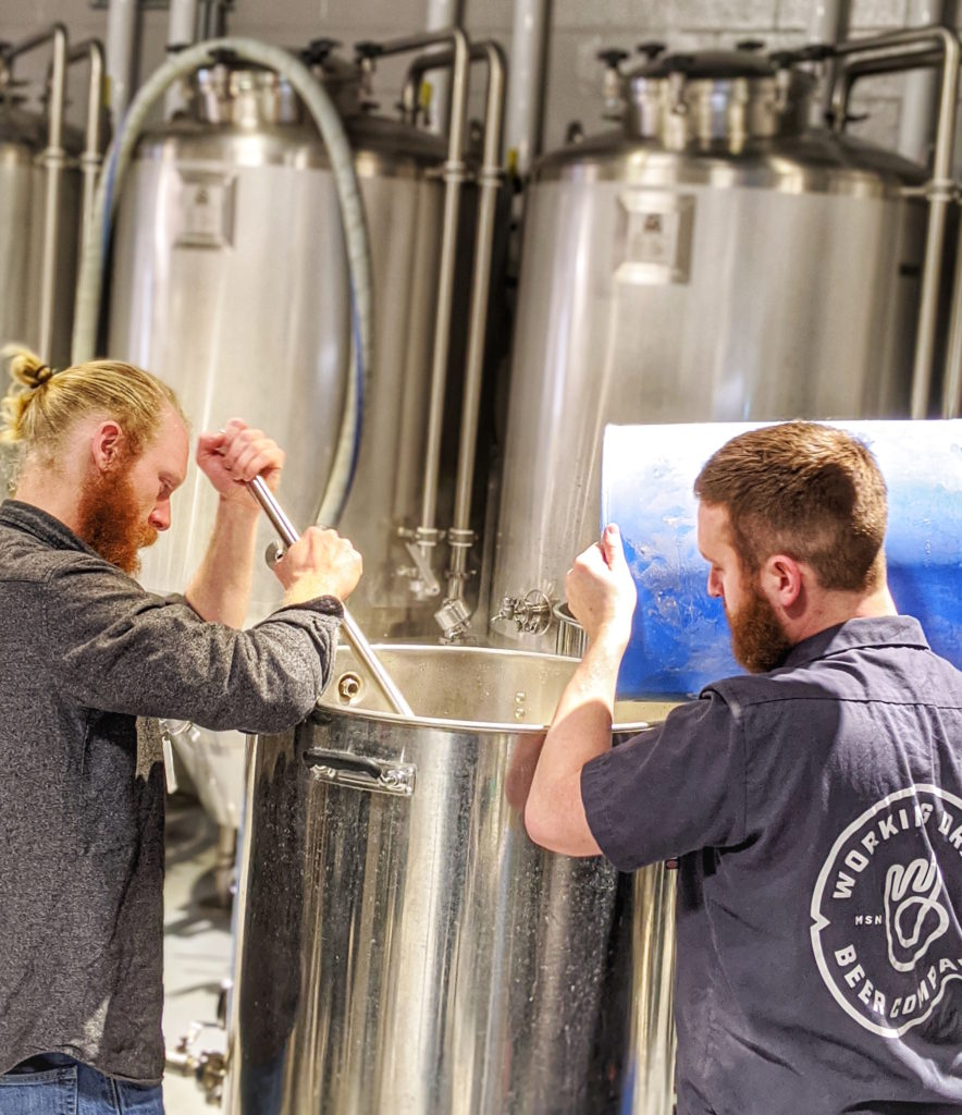 Working Draft The Cider Farm Collaboration Saison
